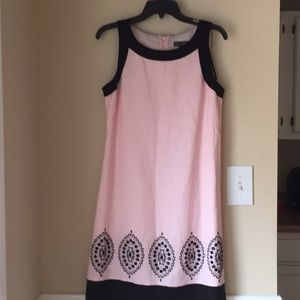 NEVER USED JESSICA HOWARD Summer Pink Dress New